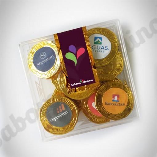 Caja monedas
