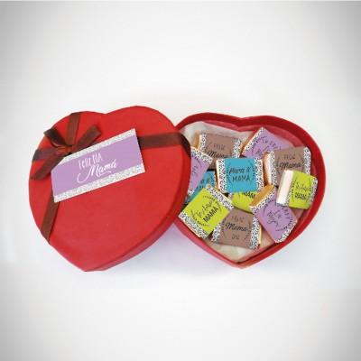caja corazon