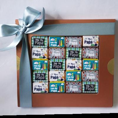 caja de 20 chocolates