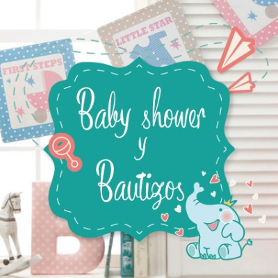 Baby shower y Bautizos